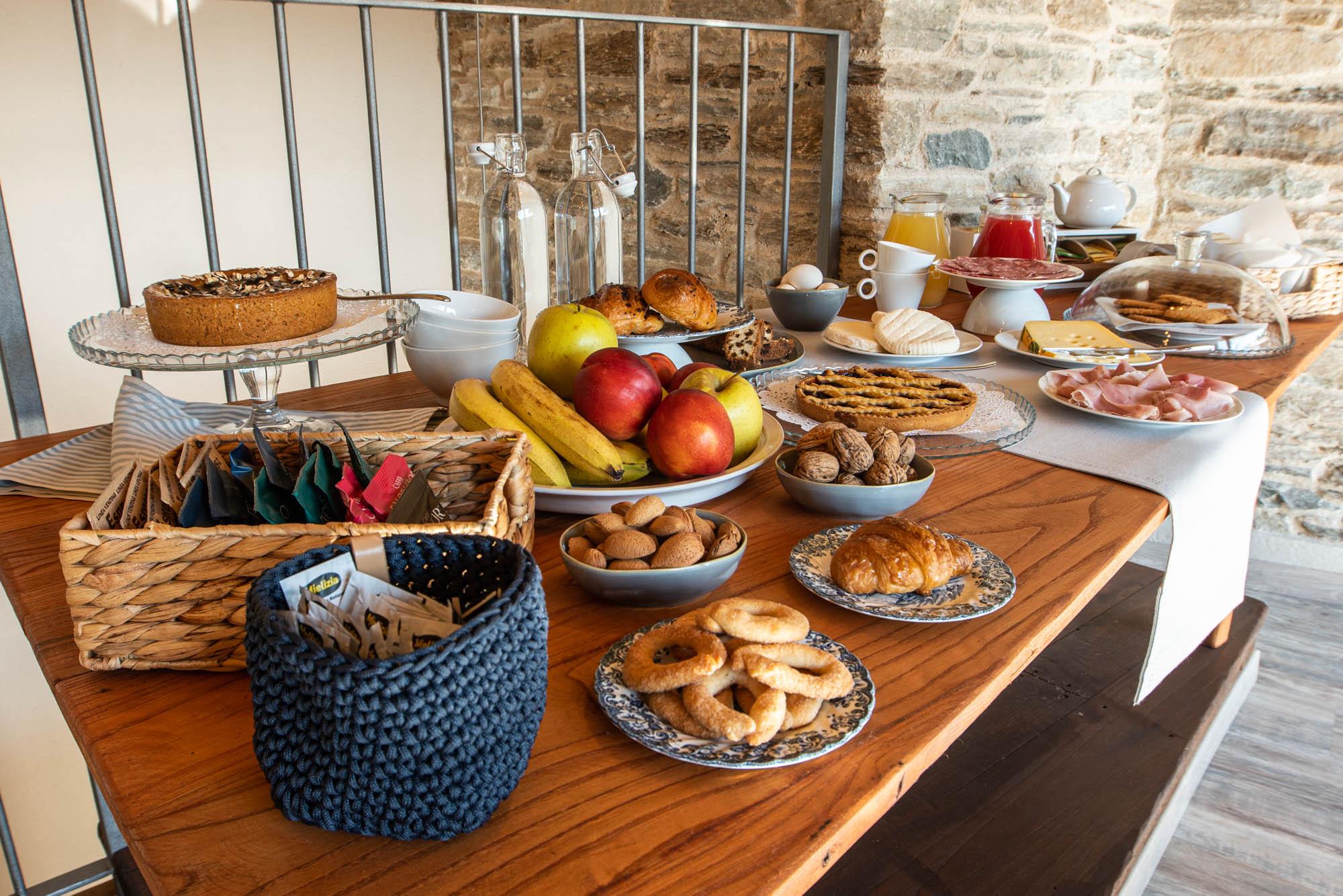 Ricca Colazione - Bed&Breakfast a Melle (CN)