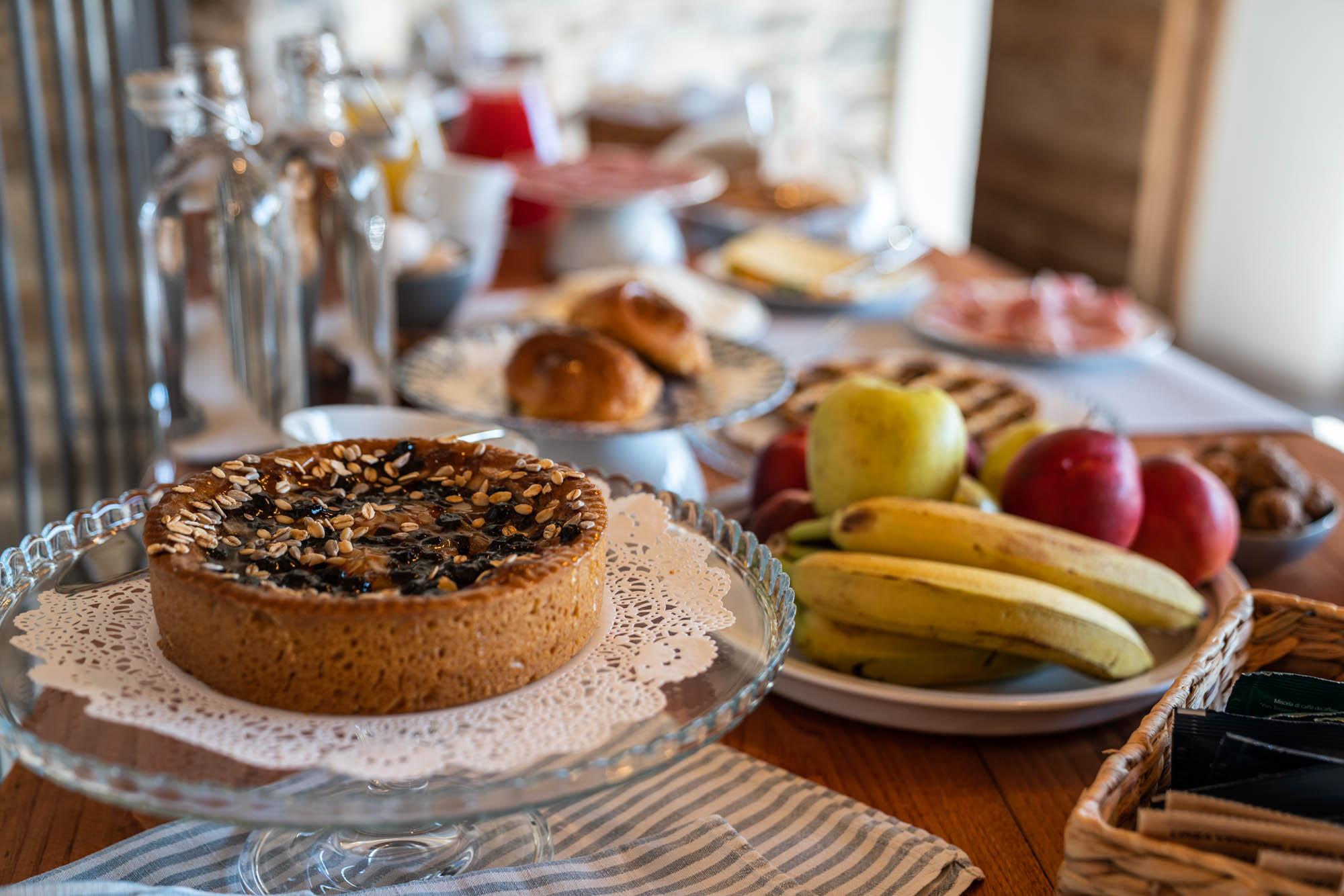 Il Buffet della Colazione - Bed&Breakfast a Melle (CN)